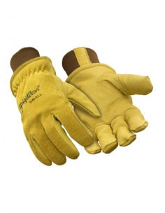 1 Gants Cuir Protection Froid RefrigiWear