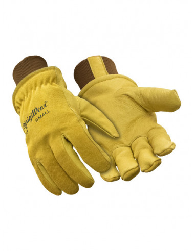 1 Gants Cuir Protection Froid RefrigiWear