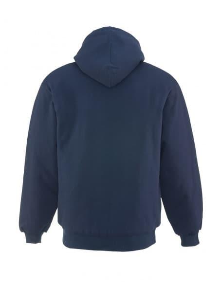 2 Sweatshirt Triple Epaisseur Grand Froid