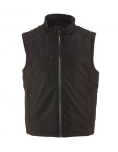 1 Gilet Softshell Thermique Grand Froid