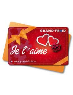 1 Carte Cadeau Grand Froid 100?