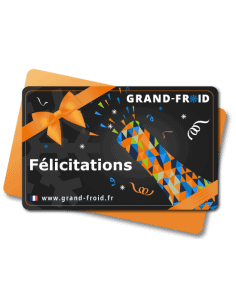 1 Carte Cadeau Grand Froid 250?