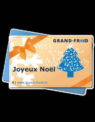 1 Carte Cadeau Grand Froid 30?