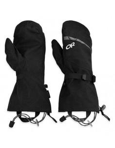 1 Moufles Gore Tex haute montagne sous gants amovibles