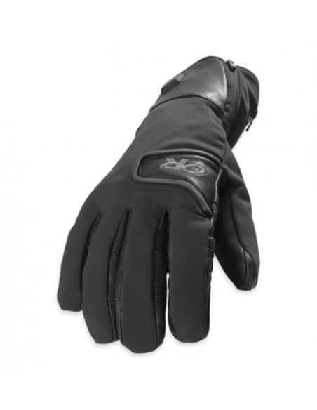Gant Gore Tex chauffants tactile