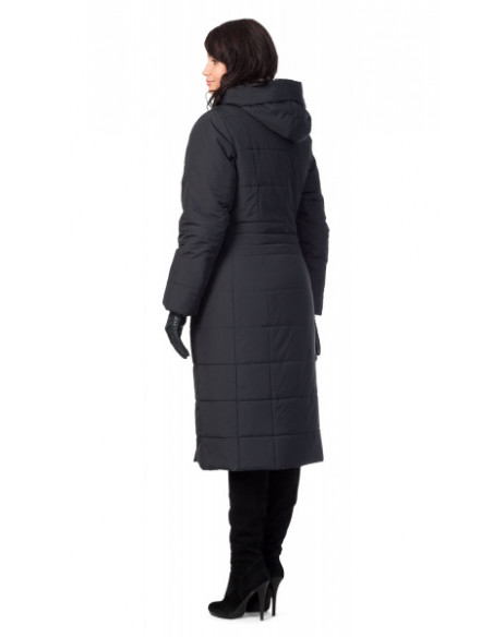 3 Manteau Moscovite Long Femme
