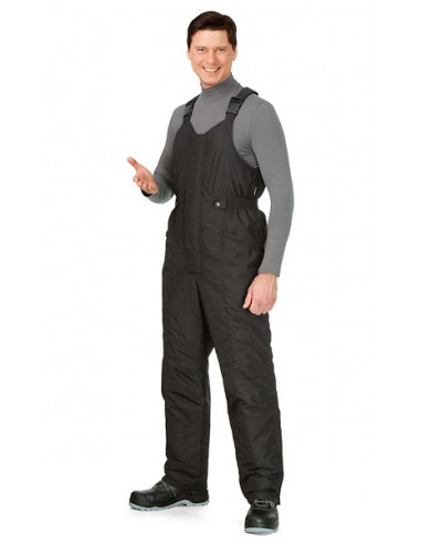 1 Salopette Siberienne thermo-isolante Homme