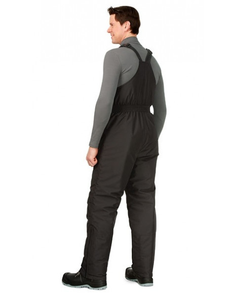2 Salopette Siberienne thermo-isolante Homme