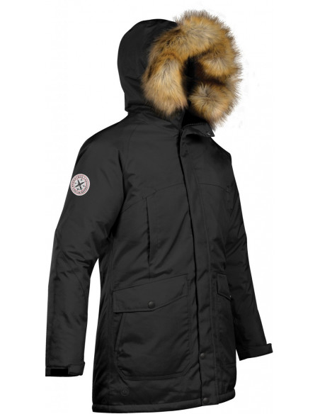 2 Parka Expedition Froid Extr?me Homme