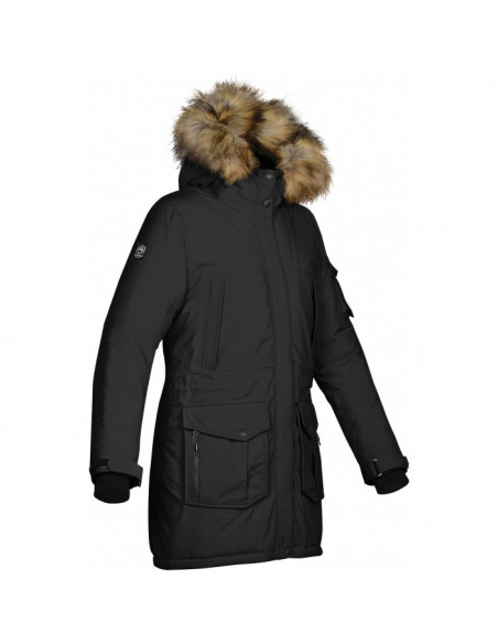 2 Parka Expedition Froid Extr?me Femme