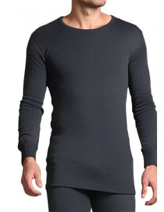 1 Tee Shirt thermique, manches longues, Homme