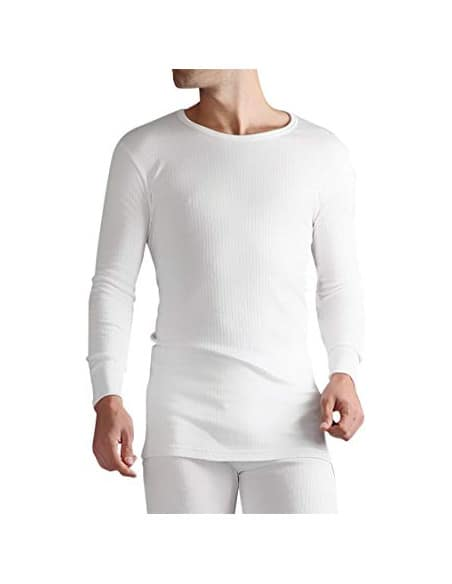 2 Tee Shirt thermique, manches longues, Homme