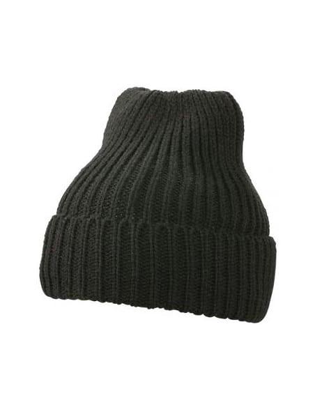 3 Bonnet en tricot doublé Thinsulate