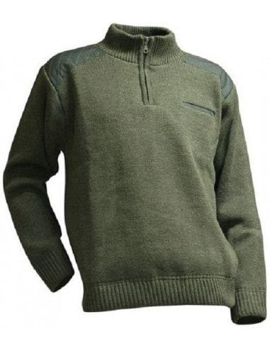 2 Pull en laine avec doublure imperméable et respirante, Grand Froid