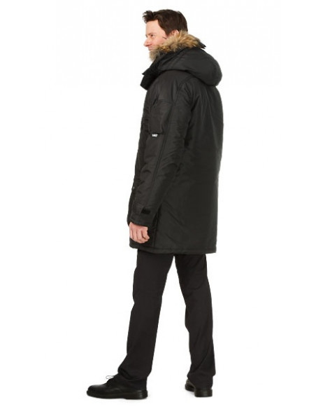5 Parka Sibérienne Froid Extreme Homme