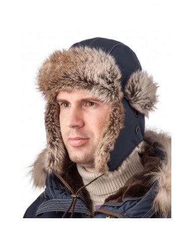 1 Chapka Sibérienne Russe contre le froid extrême