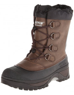 1 Bottes Polaire Baffin Muskox froid extrême