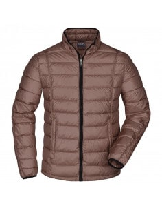 Down Quilted Jacket for Men...