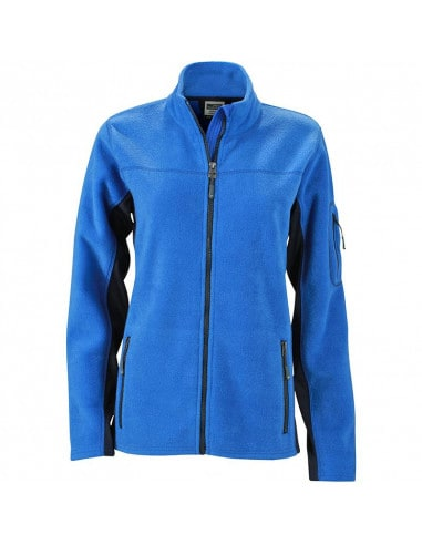 Ladies' Durable Workwear Fleece Jacket