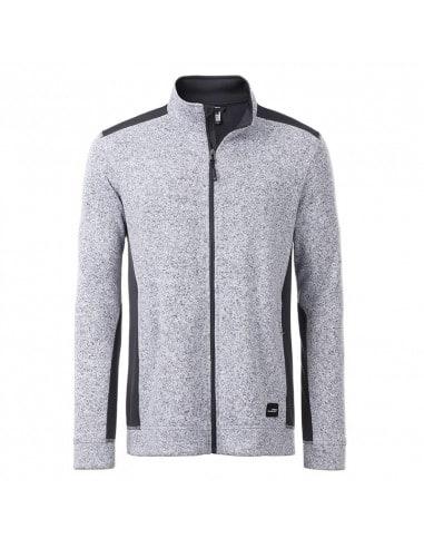 Knitted Men's Workwear Fleece James &...