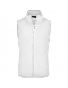 Women's Sleeveless Fleece Vest