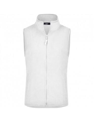 Women's Sleeveless Fleece Vest