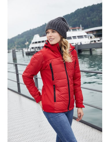Huancayo Quilted Jacket for Women