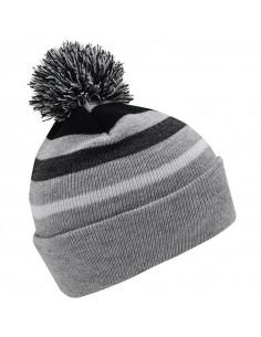 bonnet pompon hiver