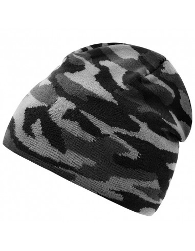 Men's double layer camouflage knit...
