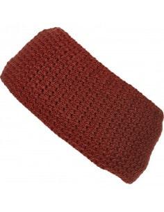 Bandeau en tricot doublé...