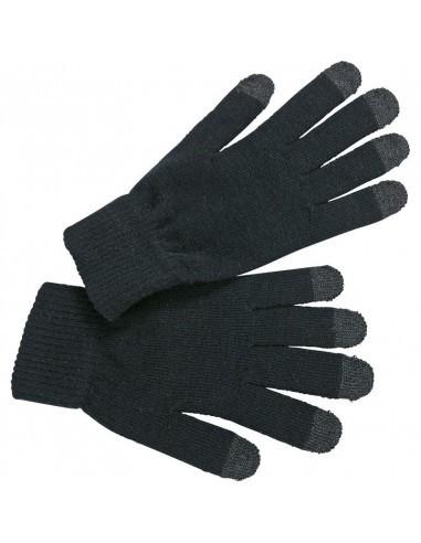 Sous-gants tactiles 10 doigts en tricot