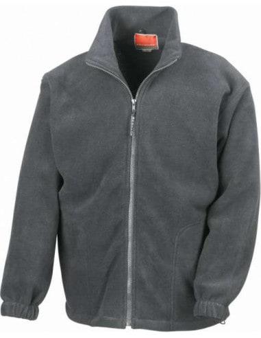 Polartherm breathable fleece jacket