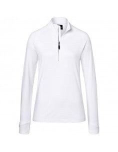 T-shirt de sport demi-zip