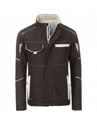 Workwear Softshell Padded Jacket...