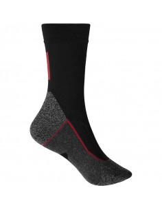 Thermal regulating work socks