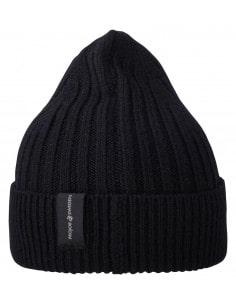 Bonnet tricoté en laine...