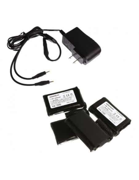 Batteries gants stormtracker