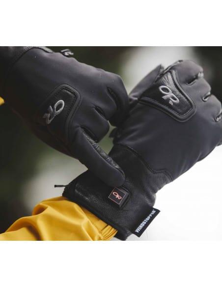 Heated Sensor gloves