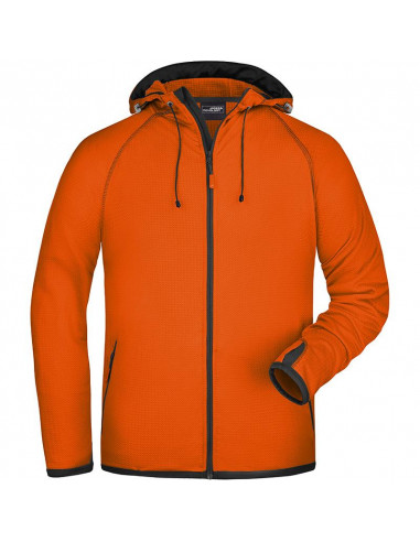 Trekking Men's Hooded jacket James &...