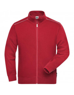 Men's Workwear Sweat-Jacket...