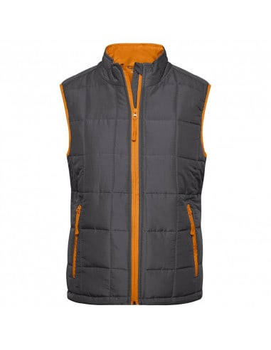 Woman's Quilted Thermal Vest James &...