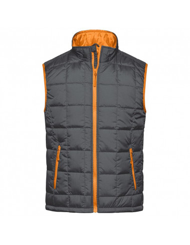 Men's Quilted Thinsulate Anti-Wind...