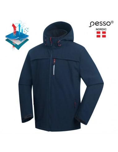 Veste Softshell Homme Pesso Nordic...