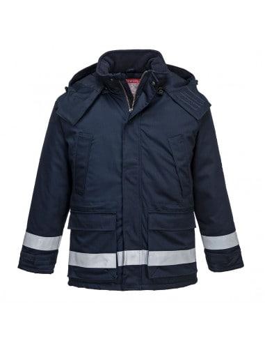 FR59 Anti-Static Winter Jacket Portwest