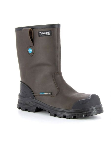 Winter Pro Work Boots